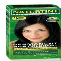 Naturtint Hair Dye Ebony Black 170ml