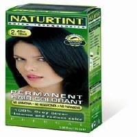 Naturtint Hair Colorant Blue Black 2:1 165ml