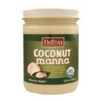 NUTIVA Org Coconut Manna 425g