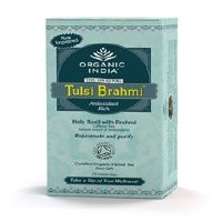 Organic India Org Tulsi Brahmi 25bag