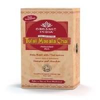 Organic India Org Tulsi Chai 25bag
