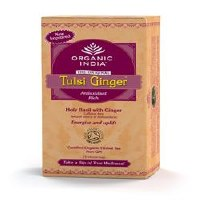 Organic India Org Tulsi Ginger 25bag