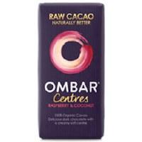 Ombar Raspberry&Coconut Centre 35g 35g