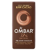 Ombar Ombar 72% Cacao 35g 10x35g