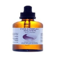 Optimised Energetics 20ppm Colloidal Silver Dropper 100ml