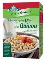 Orgran Multigrain & Quinoa cereal 300g