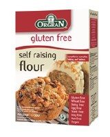 Orgran Self Raising Flour 1x500g