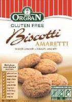 Orgran Biscotti - Amaretti 150g