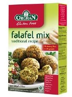 Orgran Falafel Mix 1x200gm