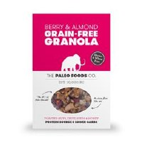 The Paleo Foods Co Berry & Almond Granola 285g