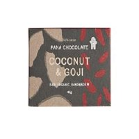 Pana Chocolate Coconut & Goji 50% Cacao 45g