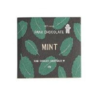 Pana Chocolate Mint Chocolate 60% Cacao 45g
