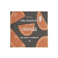 Pana Chocolate Orange Chocolate 60% Cacao 45g