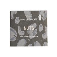 Pana Chocolate Nuts Chocolate 50% Cacao 45g