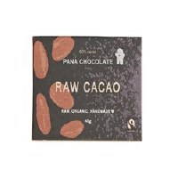 Pana Chocolate Raw Chocolate 60% Cacao 45g