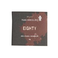 Pana Chocolate Eighty Chocolate 80% Cacao 45g