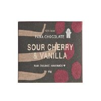 Pana Chocolate Sour Cherry &Vanilla 60% Cacao 45g
