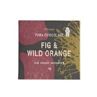 Pana Chocolate Fig & Wild Orange 70% Cacao 45g