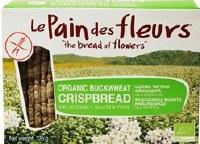Le Pain des Fleurs G/F Buckwheat Crispbread 150g