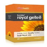Power Health Bumbles Royal Gellee 500mg 60 capsule