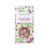 Primrose Kitchen Raw Beetroot and Ginger Muesli 300g