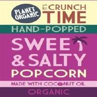 Planet Organic Salted Caramel Popcorn 25g