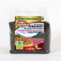 Pearls of Samarkand Organic Black Sesame Seeds 330g