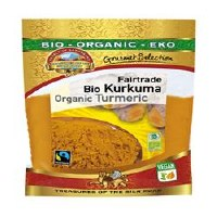 Pearls of Samarkand Organic F/T Turmeric powder 600g