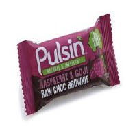 Pulsin Super Berry Raw Choc Brownie 35g