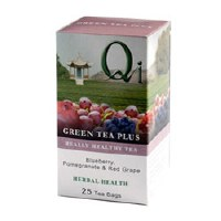Qi Green Tea Plus 25bag