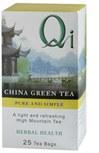 Qi Green Tea Pure & Simple 25bag