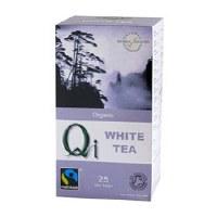 Qi Organic White Tea 25bag