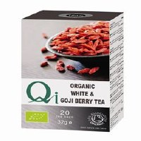 Qi Organic White Tea & Goji Berry 20bag