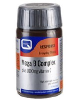 Quest Vitamins Ltd Mega B Complex 30 tablet