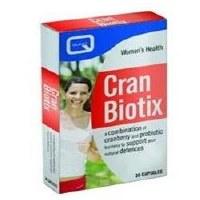 Quest Vitamins Ltd Cranbiotix 30 capsule