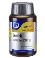 Quest Vitamins Ltd Soya Lecithin 1200mg 45 capsule
