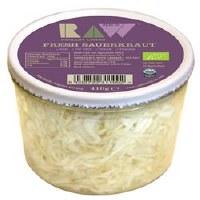 Raw Health Organic Sauerkraut 410g
