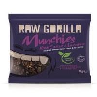 Raw Gorilla Org Cacao & Lucuma Munchies 40g