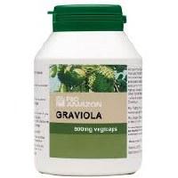 Rio Amazon Graviola Fruit Extract 500mg 60vegicaps