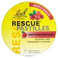 BACH Pastilles Cranberry 50g