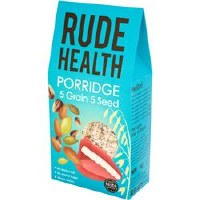 Rude Health 5 Grain 5 Seed Porridge Org 500g
