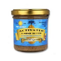 Raw Ecstasy Activated Almond Nut Butter 140g