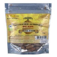 Raw Ecstasy Activated Almonds Plain 100g