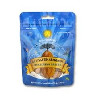 Raw Ecstasy Activated Almonds Sun Salted 70g