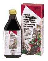 Floradix Floravital Yeast And Gluten Fr 250ml