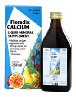 Floradix Calcium Liquid Mineral 250ml