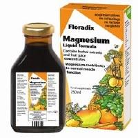Floradix Magnesium Liquid Mineral Suppl 250ml