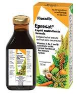 Floradix Epresat Liquid Multivitamin Fo 250ml
