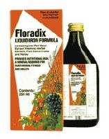 Floradix Floradix Liquid Iron Formula 250ml