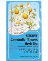 Floradix Camomile Herbal Tea 15bag